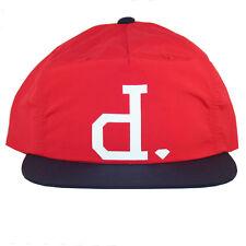 Diamond Supply Co. Un-Polo Snapback Cap Red