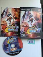 playstation 2 ps2 Capcom Vs Snk2