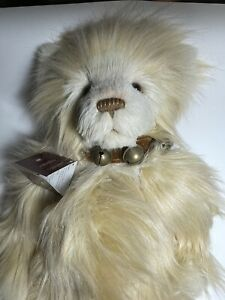 Charlie Bears Saffy By Isabelle Lee Retired New In Original Box