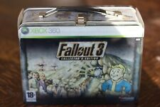 Fallout 3 pour X360 - Collector's Edition  Lunchbox