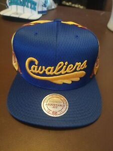 New Mitchell and Ness NBA Cleveland Cavaliers Snap Back Hardwood Classics