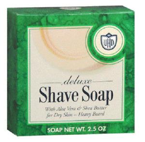 3PK Van Der Hagen Deluxe Face Shave Soap 2.5OZ 077025310209YN
