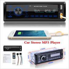 Bluetooth 4.0 Single Din coche reproductor de MP4 Estéreo Bluetooth FM AUX USB TF unidad principal