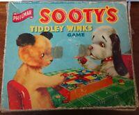 Philmar Sooty's Tiddley Winks Game Vintage 60's