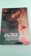 "DVD ""MISION IMPOSIBLE 2"" PRECINTADO CAJA DE METAL STEELBOOK TOM CRUISE"