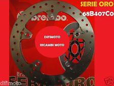DISCO DE FRENO TRASERO BREMBO 68B407C0 HUSQVARNA DESNUDA R/BS 900 11 2012 13