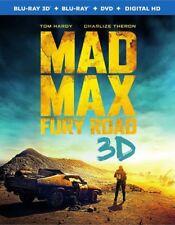 Mad Max: Fury Road 3D (Blu-ray 3D)