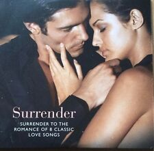 Various Surrender 8 Classic Love Songs Card Cover Avon 2005 VGC