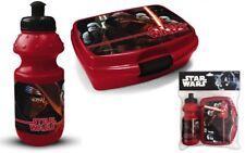 Star Wars Brotdose + Trinkflasche Lunch-Set NEU