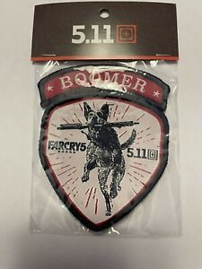 5.11 Tactical Patch Far Cry 5 Boomer Promo Video Game Patch 5.11 Patch