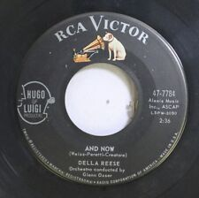 50'S & 60'S 45 Della Reese - And Now / There'S Nothin' Like A Boy On Rca Victor