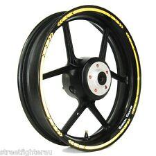17'' wheel trim 'YELLOW Reflec' Rascal Grafik almost Univer Strip Kit. RA36899