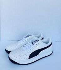 Brand New White/Navy Puma GV Special shoes size 7.5