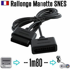 Câble rallonge de manette Super Nintendo SNES Super Famicom extension controller