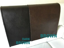 Brown Couch Chair love seat Leather damage furniture arm rest recliner protector