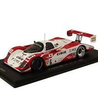 Spark-KB 1/43 Porsche 962 GTI #6 Le Mans 1994 KBS047