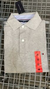 Tommy Hilfiger Mens Long Sleeve Polo