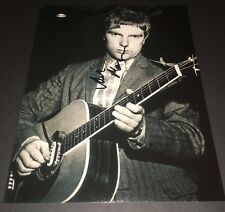 Van Morrison SIGNED 11x14 Photo Them Astral Weeks PROOF