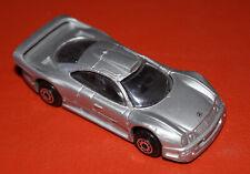 Maisto - MERCEDES AMG CLK-GTR Street Version SILBER