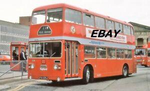 Bus Photo : HIGHLAND OMNIBUSES  Daimler Fleetline  PXA640J  ex-Alexander Fife