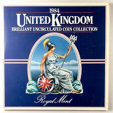 GB ELIZABETH II UNCIRCULATED SET - 1984 ++ SUPERB CONDITION ++[800-01-1]