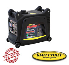Smittybilt Premium EPS Clean Power Inverter Generator With Remote Start