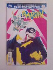 Batgirl #3 A Cover Dc Rebirth Nm Comics Book