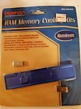 CompUSARAM  Memory Cooler #291979 DDR SDRAM, DDR blue