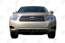 Toyota Highlander chrome Grille Grill insert 08 09 2010