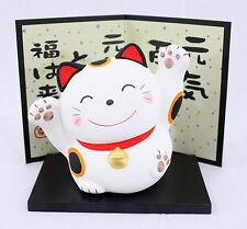 招き猫 Manekineko - Figurine et décor Genki Neko - Céramique - Made in Japan 02