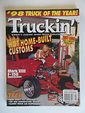 May 1998 Truckin'  Magazine World's Leading Sport Truck Publication (Home Built)