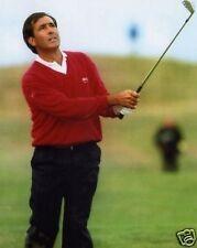Seve Ballesteros Golf Legend Great 10x8 Photo
