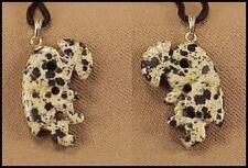 HAND CARVED FETISH magnificent  Gemstone  KOKOPELLI  NECKLACE   # 649UUU