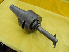 "NMTB 50 TAPER - 4 1/2"" BORING HEAD tool holder mill milling MARVIN & CASLER USA"