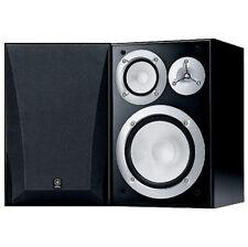 Yamaha NS-6490 Bookshelf Speakers - Stereo - Black - (Pair)
