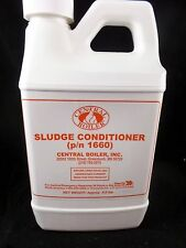 Central Boiler Sludge Conditioner Reduces Mineral Deposits in Boiler Water #1660