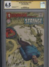 Strange Adventures #213 CGC 6.5 SS Neal Adams 1968 DEADMAN