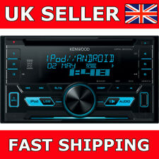 Kenwood DPX-3000U Cheap Double Din Car Van Stereo CD MP3 AUX USB 2Din HeadUnit