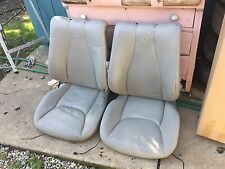 Mercedes-Benz W220 S430 S350 S500 S55 S600 seat leather cover HEATED AC COLD