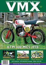 VMX Vintage MX & Dirt Bike AHRMA Magazine - NEW issue #62