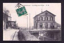 92 - CHAVILLE - La Gare rive droite