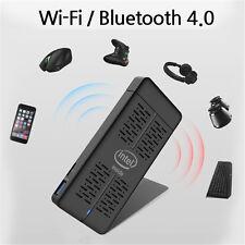 Intel WiFi Mini PC Host Quad Core Computer Game Wins 10 Linux HDMI BT4.0 OTG USB