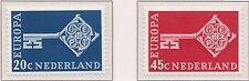 Nederland Europa CEPT 1968 906-907 - MNH