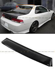 For 1997-2001 5th Gen Honda Prelude JDM Style Blk Rear Window Roof Visor Spoiler