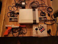 Nintendo entertainment system Nes Konsole Mit Zubehörpaket Funktionstüchtig