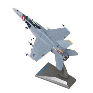 1:100 avion militaire F/A-18 STRIKE FIGHTER avion modèle enfants cadeau
