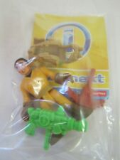 Imaginext Series 7 Blind Bag GHOSTBUSTER MAN GUY w/ GUN PICK AX Toy Figure