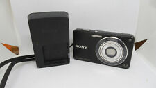 Sony Cyber-shot DSC-W350 14.1MP Digital Camera - Black Cybershot