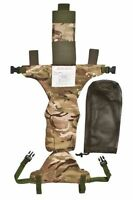 BRITISH ARMY MTP PELVIC PROTECTION MILITARY ISSUE TIER 2 MULTICAM