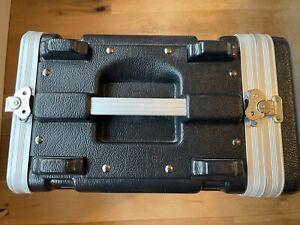 "Gator Rack Case with headphone arm 19.5""W x 22""L x 8.5""H"